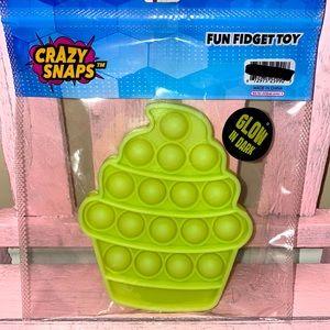 Glow in the dark Cupcake Pop It's